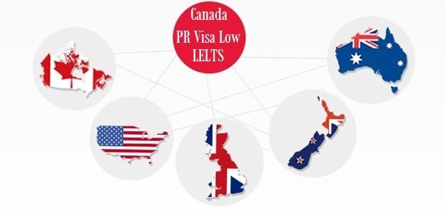 Canada Pr Visa With Low Ielts