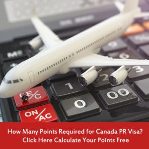 Canada PR Point System