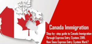 Step by step Canada Immigration process