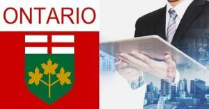Latest ontario draw for Management and Finance professionals